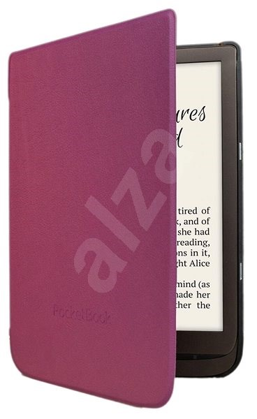 PocketBook WPUC-740-S-VL Violet - E-book Reader Case