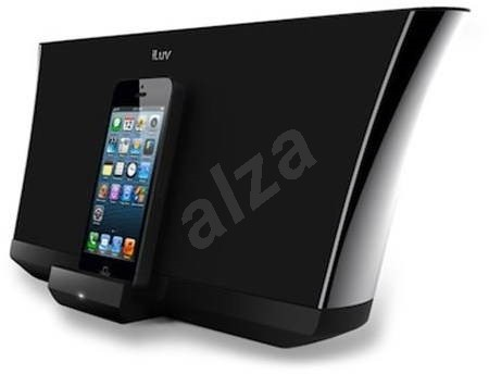 iLuv Aud 5 Lightning Speaker Dock pro iPhone 5 - Docking Station