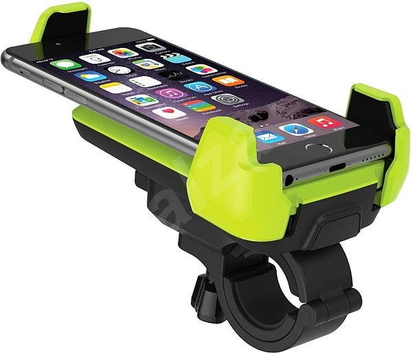 IOttie Active Edge Bike & Bar Mount Electric Lime - Mobile Phone Holder
