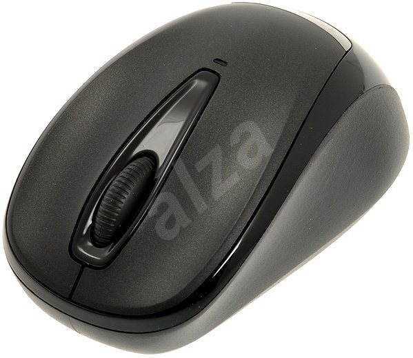 Microsoft Wireless Mobile Mouse 3000 with Nano Ver.2 (Black)  - Mouse