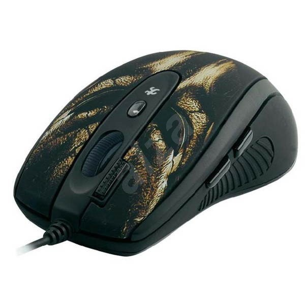A4tech XL-747H Gaming laser mouse (viper blue) 3600dpi - Mouse