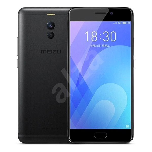MEIZU M6 Note 32GB black - Mobile Phone  2b733f1ca45