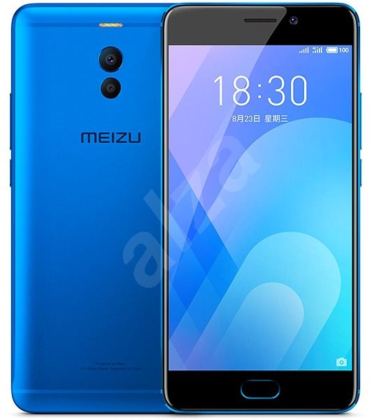 MEIZU M6 Note 32GB blue - Mobile Phone  2d56b94b0f6