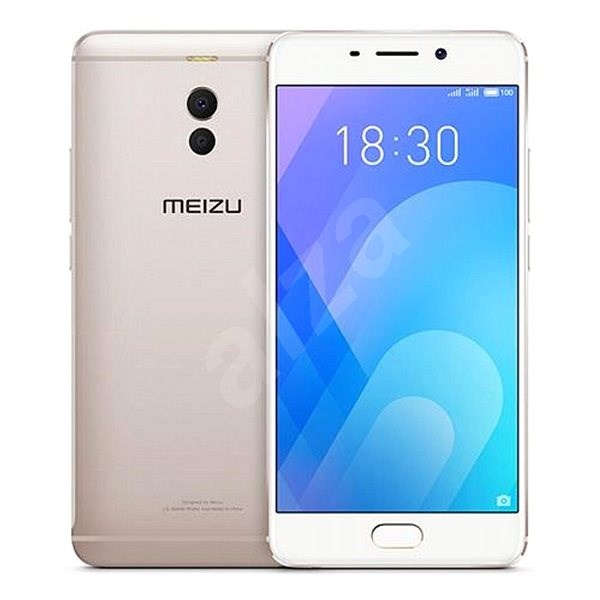 MEIZU M6 Note 32GB gold - Mobile Phone  28b44ca4fb1