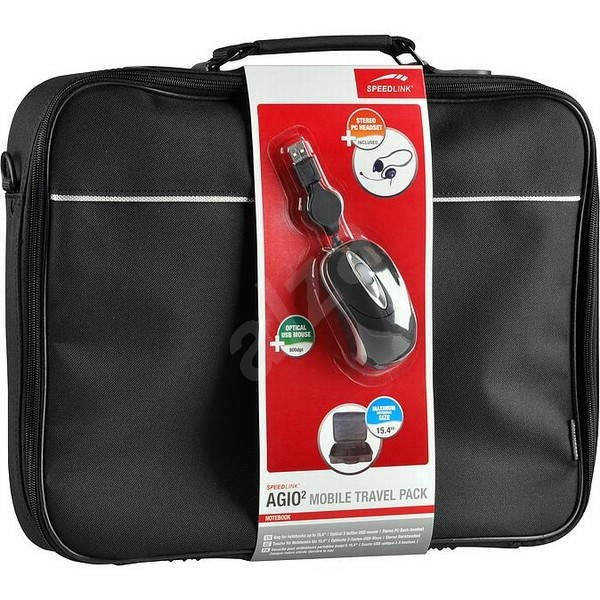"""SPEED LINK Agio2 Travel Pack 15.4"""" - Case"""