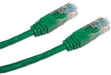 Datacom, CAT6, UTP, 2m, green - Network Cable