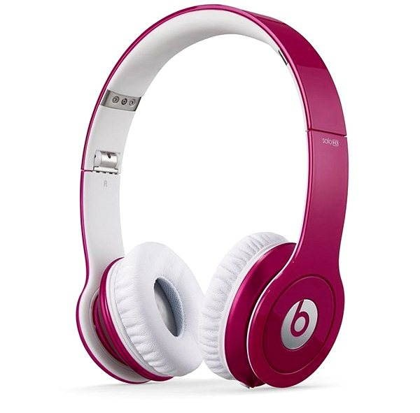 BEATS BY DR.DRE SOLO HD, pink - Headphones