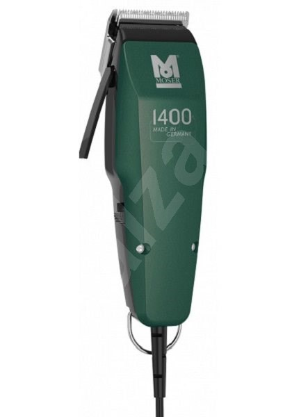 Moser 1406-0454 GREEN Edition - Hair and beard trimmer