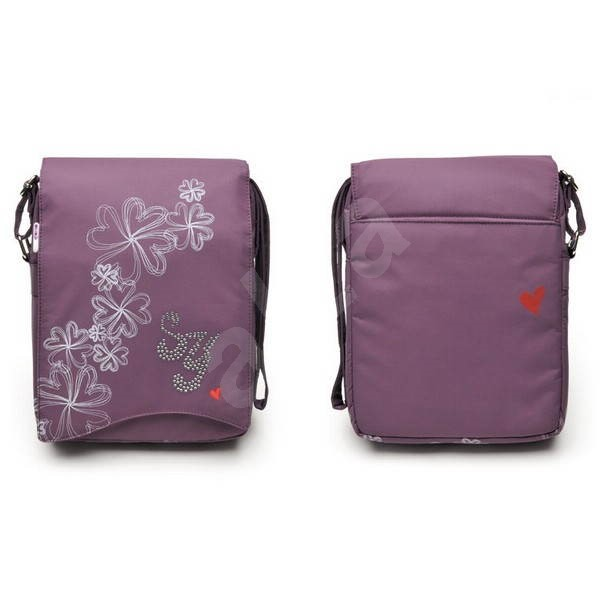 SWEET YEARS with crystals - Tablet Bag