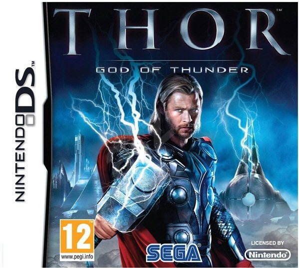 Nintendo DSi - Thor the video game  - Console Game