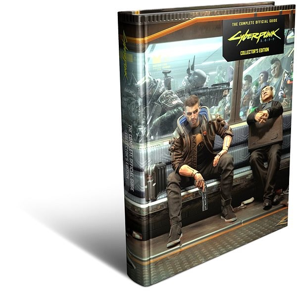 Cyberpunk 2077: The Complete Official Guide - Collector's Edition -