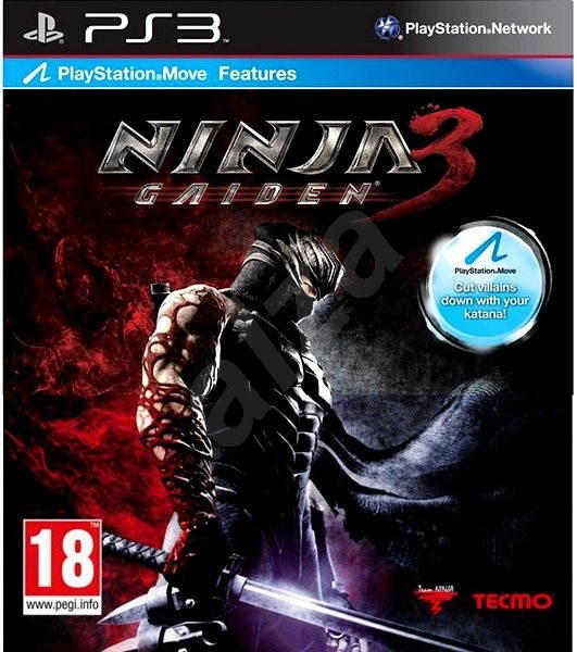 PS3 - Ninja Gaiden 3 - Console Game