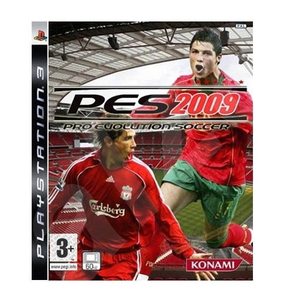 PS3 - Pro Evolution Soccer 2009 - Console Game