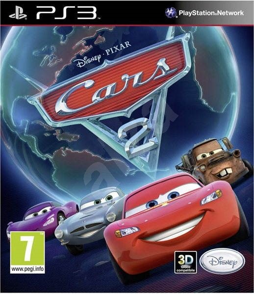 Cars 2 - PS3 - Console Game