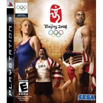 PS3 - Beijing Olympics 2008 - Console Game