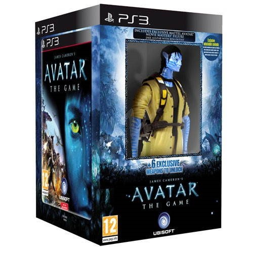 PS3 - Avatar (Collectors Edition) - Console Game