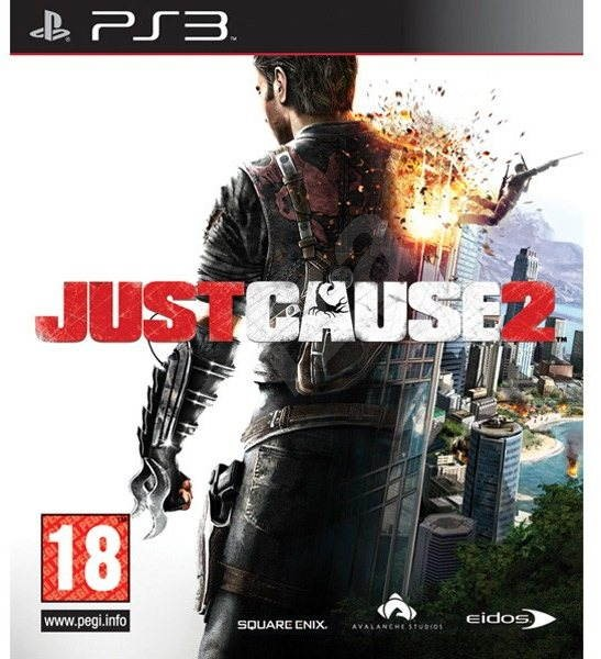 PS3 - Just Cause 2 - Console Game
