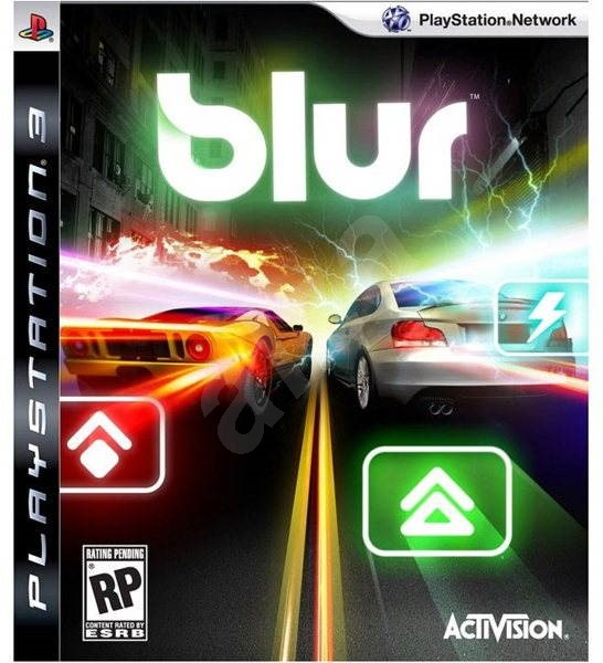 PS3 - BLUR - Console Game