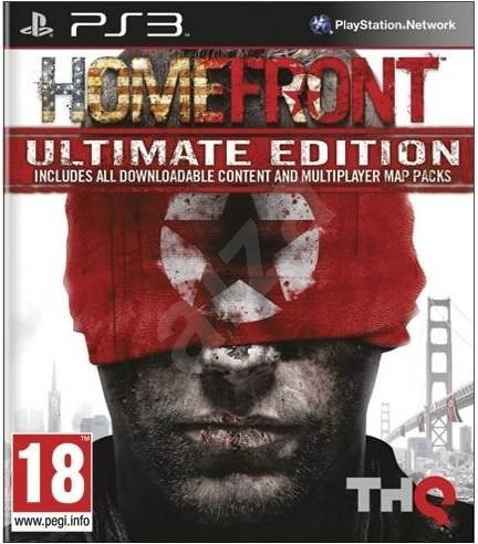 PS3 - Homefront (Ultimate Edition) - Console Game