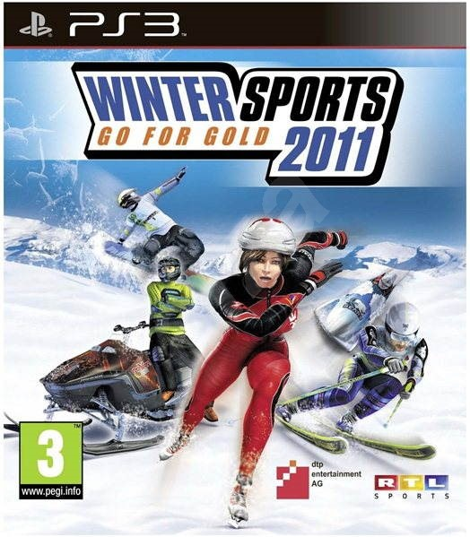 PS3 - Winter Sport 2011 - Console Game