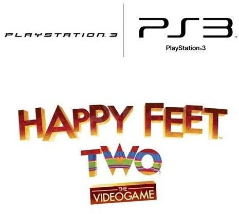 PS3 - Happy Feet 2 - Console Game