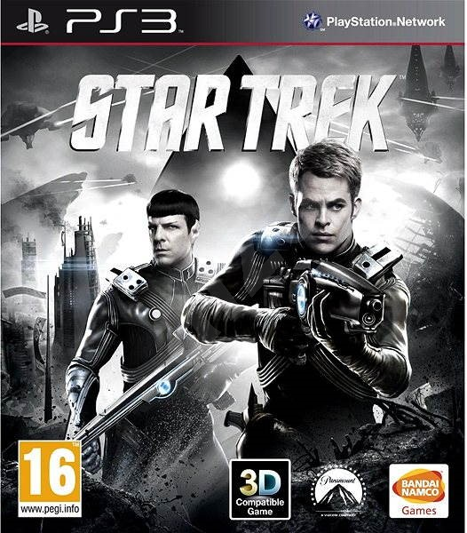 PS3 - Star Trek - The Video Game  - Console Game