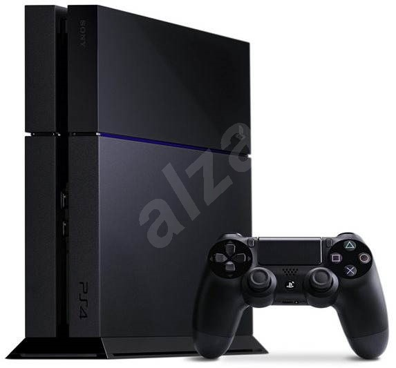 Sony Playstation 4 - 500 GB - Game Console