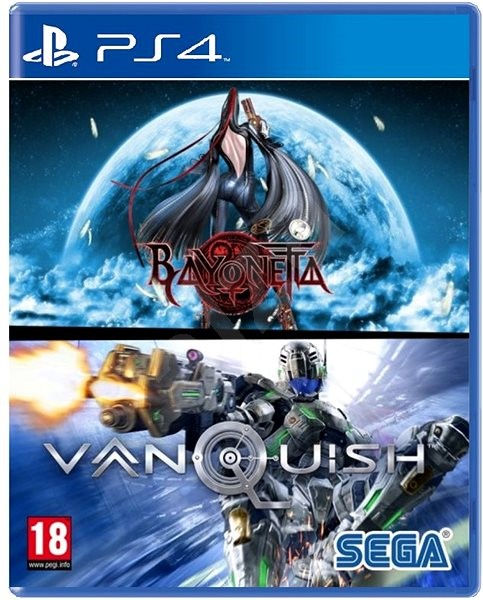 Bayonetta & Vanquish pack- PS4 - Console Game