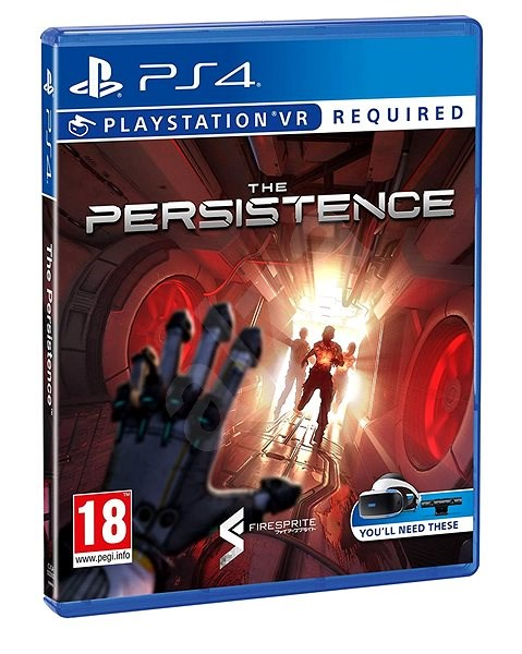 The Persistence - PS4 VR - Console Game