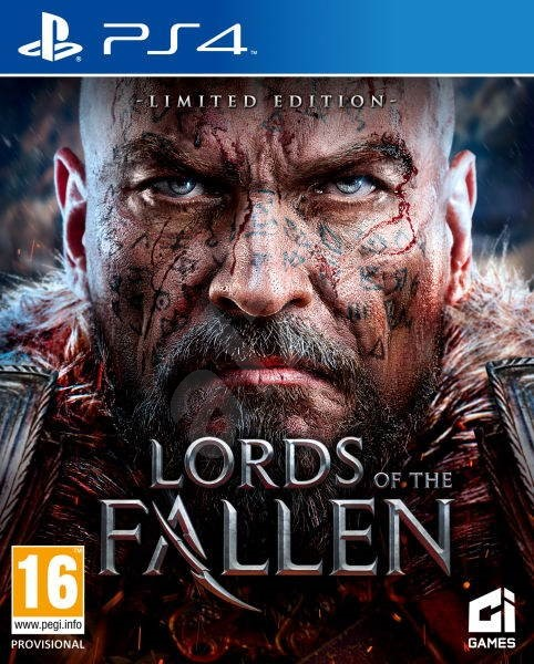 PS4 - Lords of Fallen Limited Edition  - Console Game
