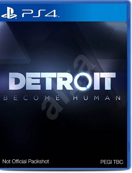 PS4 - DETROIT Become Human - Console Game