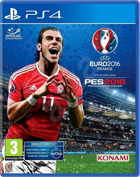 UEFA EUR0 2016 DOG - PS4 - Console Game