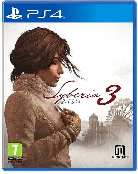 Syberia 3 Collector's Edition - PS4 - Console Game