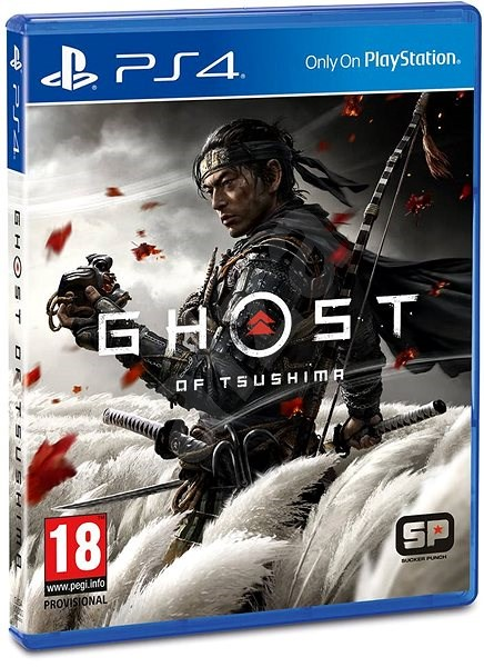 Ghost of Tsushima - PS4 - Console Game