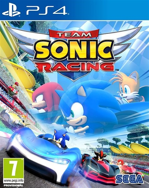 Team Sonic Racing Ps4 Console Game Alza Co Uk