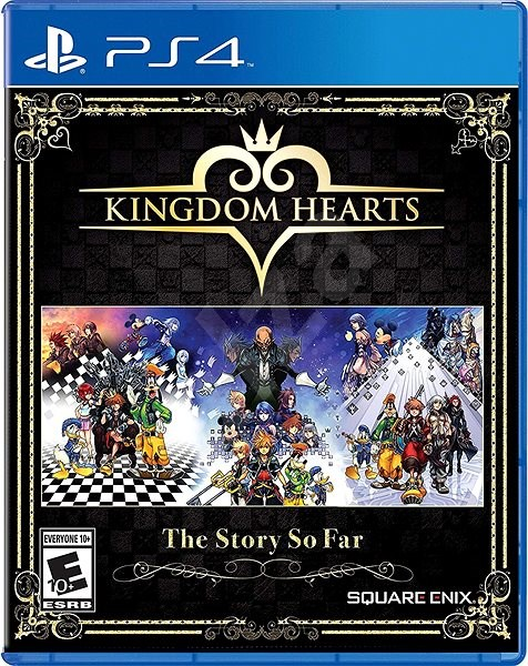 Kingdom Hearts: The Story So Far - PS4 - Console Game