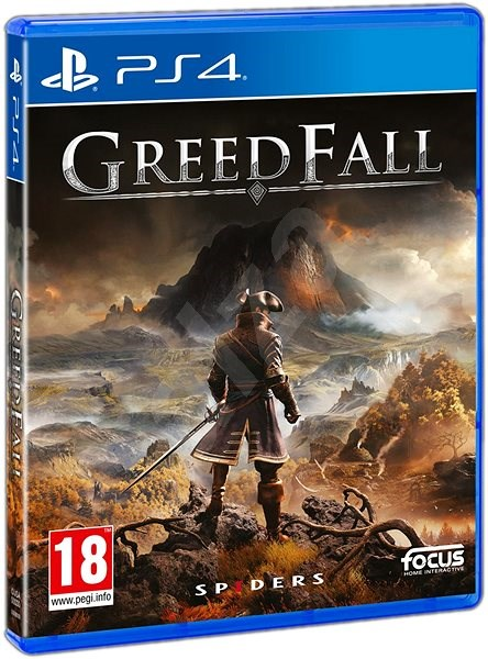 Greedfall - PS4 - Console Game