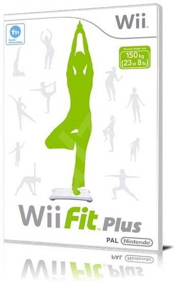 Nintendo Wii FIT plus (software) - Game Controller