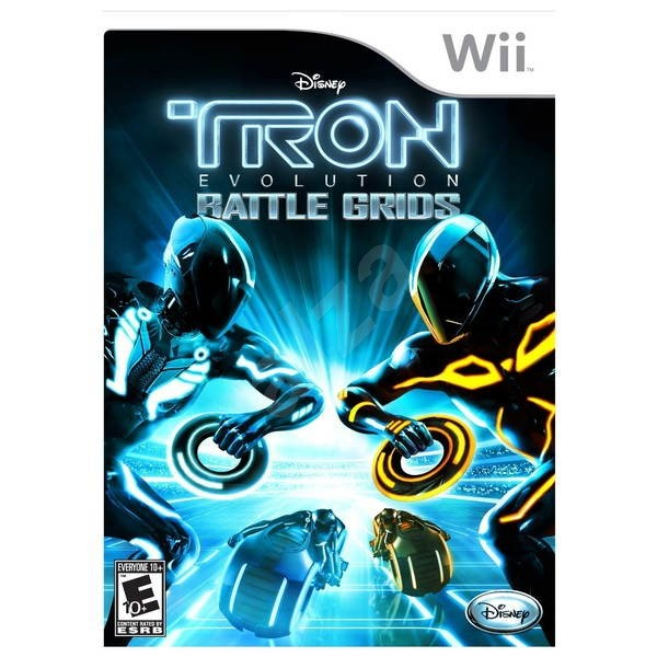 Nintendo Wii - Tron Evolution - Console Game