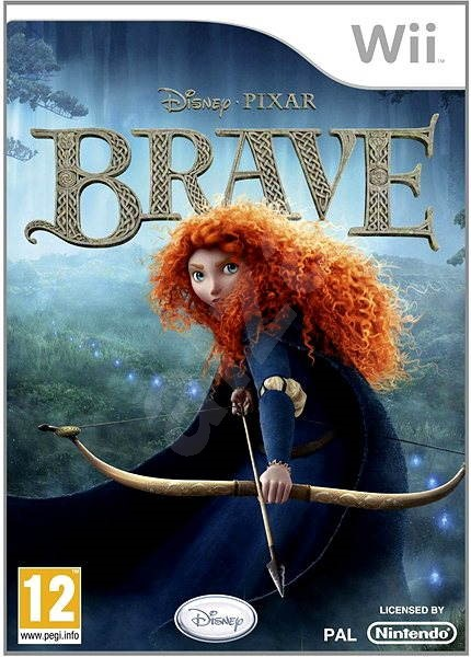 Nintendo Wii - Brave - Console Game