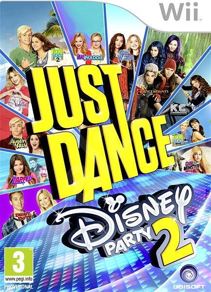 Nintendo Wii - Just Dance Disney Party 2 - Console Game