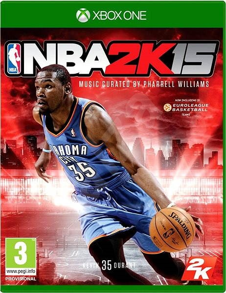 NBA 2K15 - Xbox One - Console Game