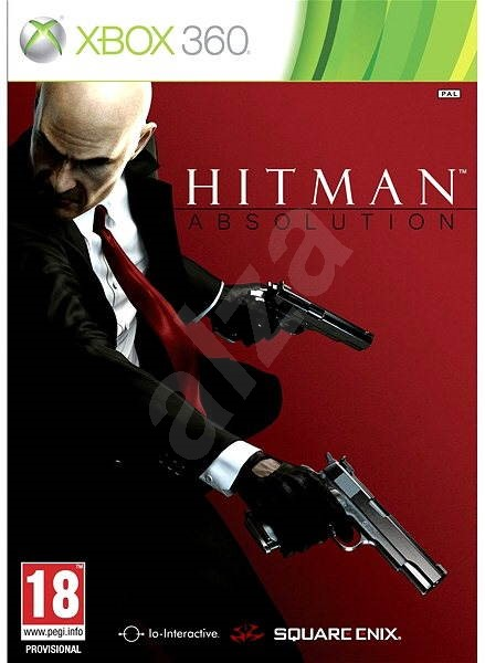 Xbox 360 - Hitman: Absolution - Console Game