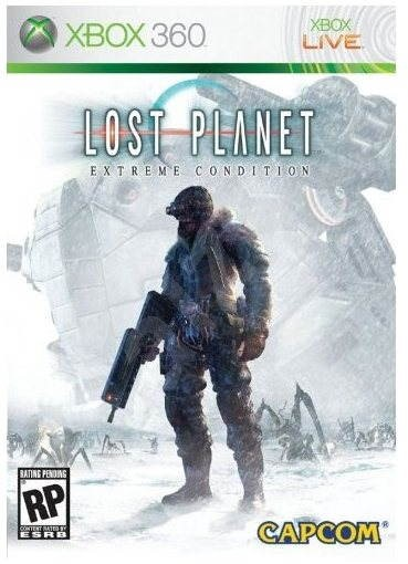 Xbox 360 - Lost Planet: Extreme Condition - Console Game