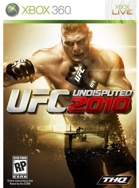 Xbox 360 - UFC 2010 Undisputed - Console Game