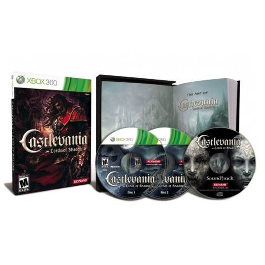 Xbox 360 - Castlevania: Lords Of Shadows (Limited Edition) - Console Game