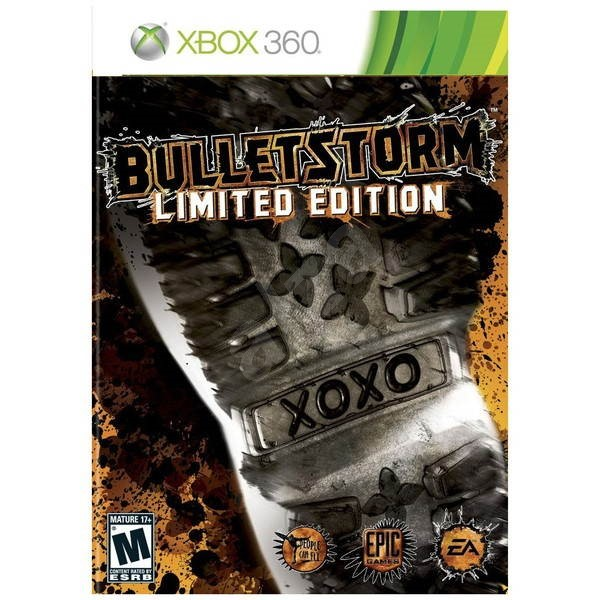 Xbox 360 - Bulletstorm (Limited Edition) - Console Game