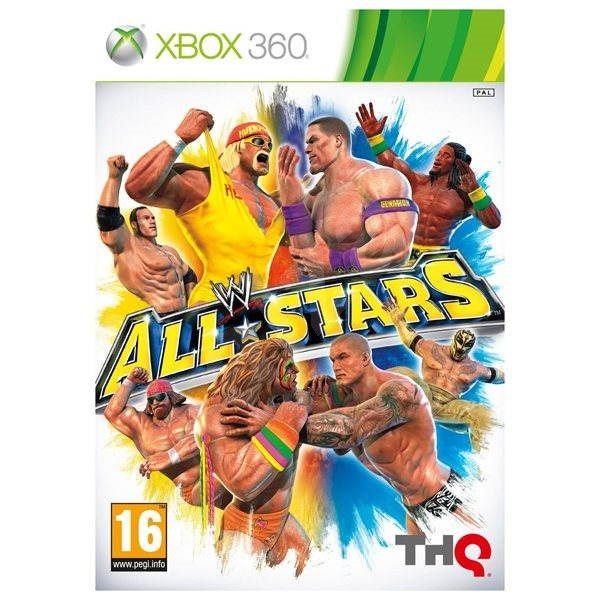 Xbox 360 - WWE All-Stars - Console Game