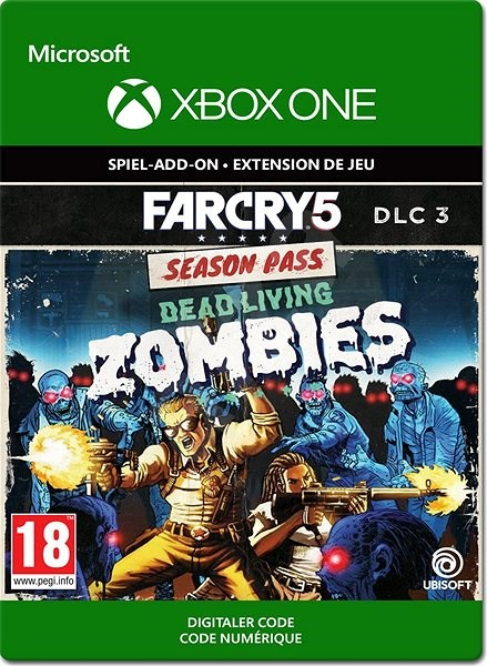 Far Cry 5: Dead Living Zombies - Xbox One DIGITAL