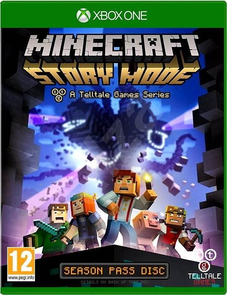 Minecraft: Story Mode - Xbox One - Console Game